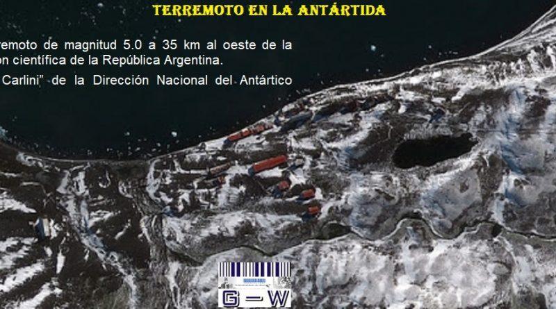 Base Carlini - Dirección Nacional del Antártico