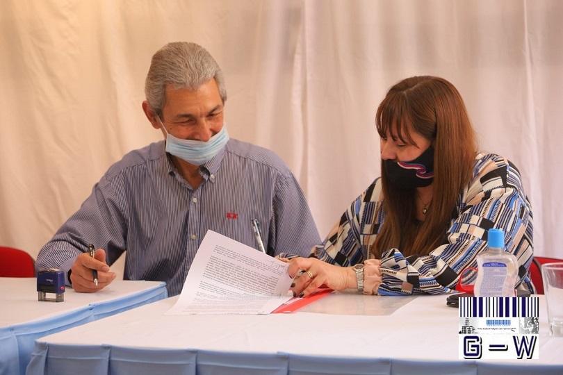 Firma Convenio Comisión Provincial para la Erradicación del Trabajo Infantil en Oberá