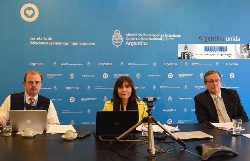 I Reunión de la Comisión Administradora Bilateral del Acuerdo Comercial entre Argentina y Chile