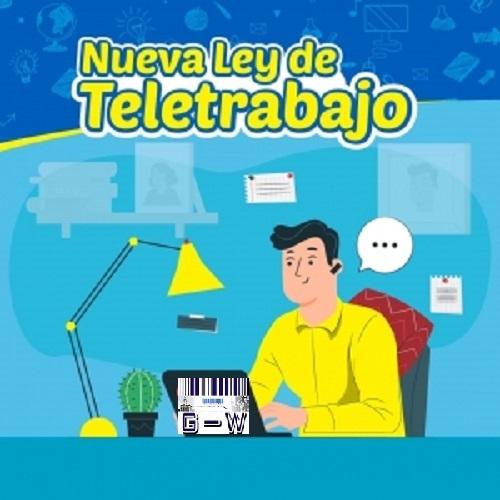 Ley de Teletrabajo