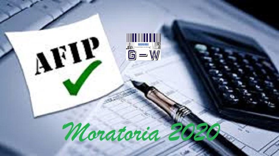 Ley de Moratoria 2020
