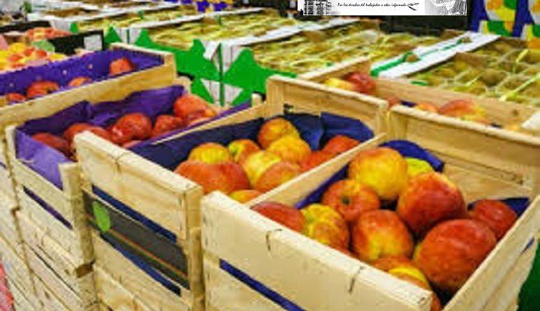 Productos alimenticios sin registros