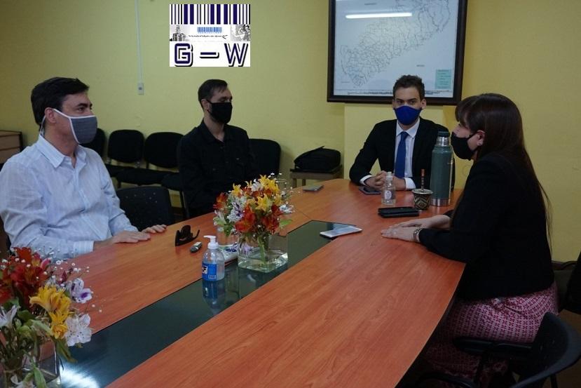 Reunión del Ministerio de Trabajo y Empleo con la Cámara de Comercio e Industria de Posadas