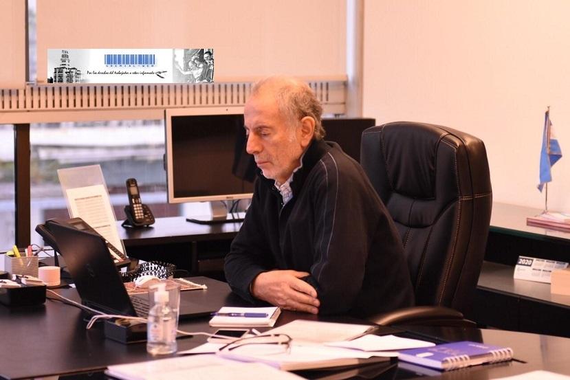 Secretario de Relaciones Económicas Internacionales Jorge Neme