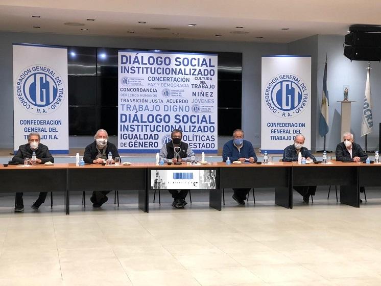 CGT -Dialogo Social Institucionalizado