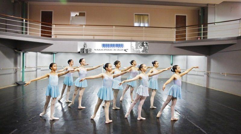 Clases virtuales - Academia de Ballet de Moscú