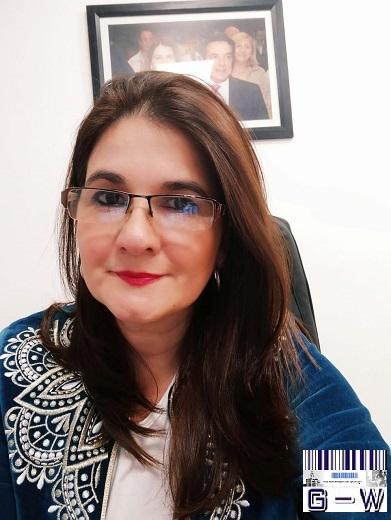 Diputada provincial (FR) Laura Duarte