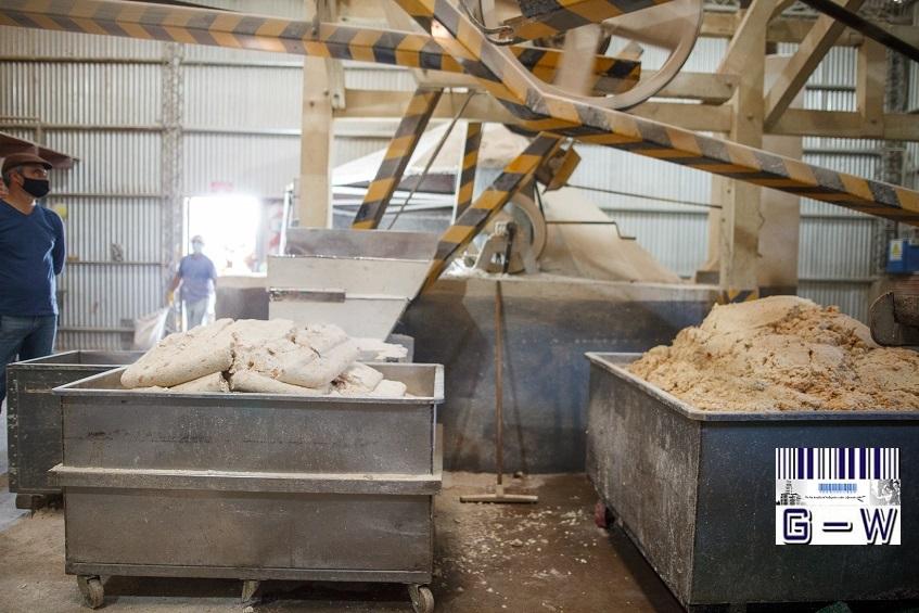 Industria de la Mandioca - Almidón