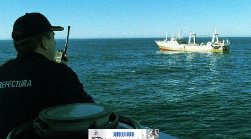 Pesca ilegal en aguas Argentinas