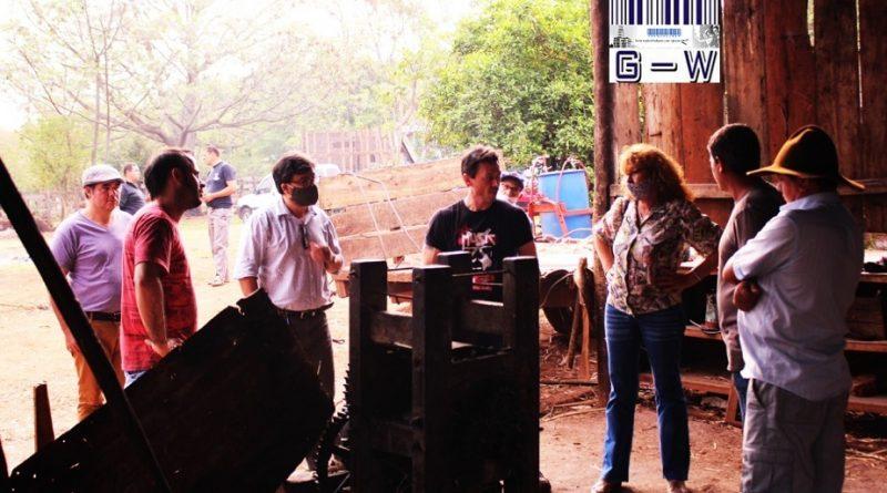productores cañeros de Colonia Guatambú