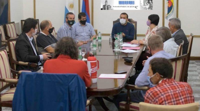 Se firmó en Casa de Gobierno el acuerdo para las familias de Colonia Pepirí