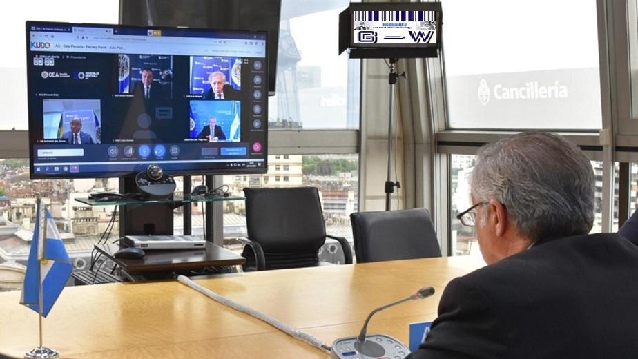 50º Asamblea General de la Organización de los Estados Americanos (OEA)