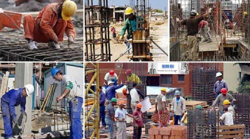 Actividad de la construcción