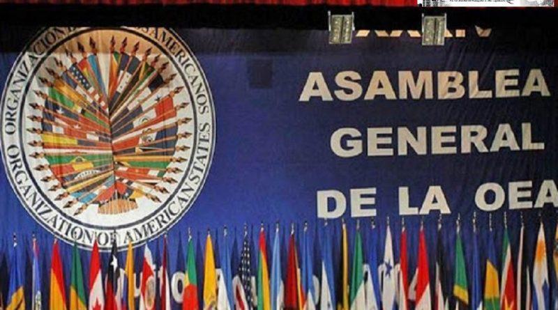 Asamblea General de la Organización de los Estados Americanos (OEA)