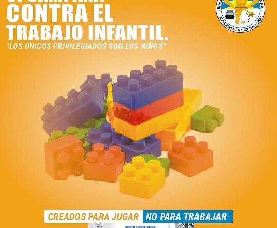 Campaña Nacional contra el Trabajo Infantil
