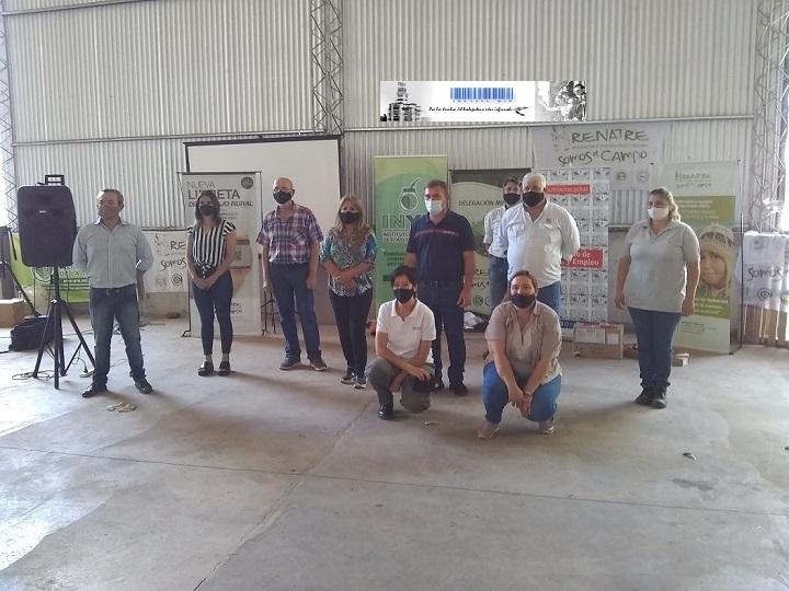 Capacitación para trabajadores de la Yerba Mate