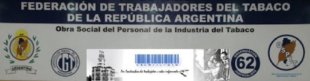 Logo- Federación de Trabajadores del Tabaco