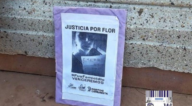 reclaman justicia por Florencia Gómez