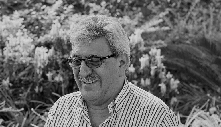 Ramón Ayala Secretario General de la Unión Argentina de Trabajadores Rurales y Estibadores (UATRE) y Director del RENATRE