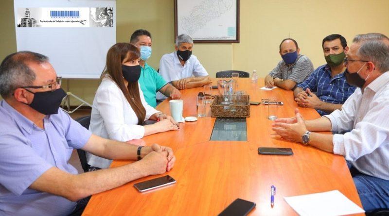 Representantes sindicales de la madera piden garantizar la continuidad laboral