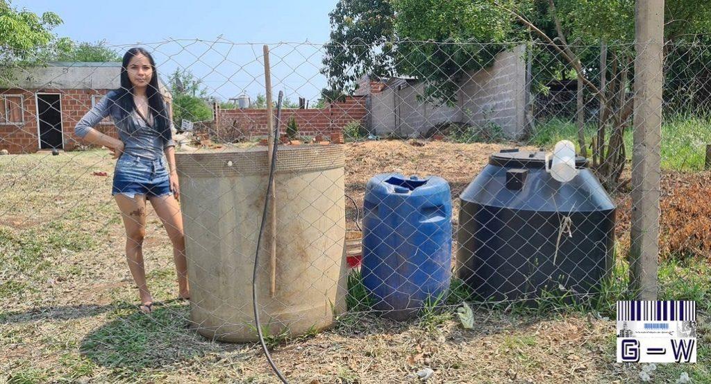 Familias del barrio Nuevo Garupá padecen falta de agua potable y reclaman solución