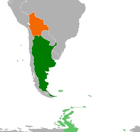 Argentina - Bolivia Relaciones bilaterales