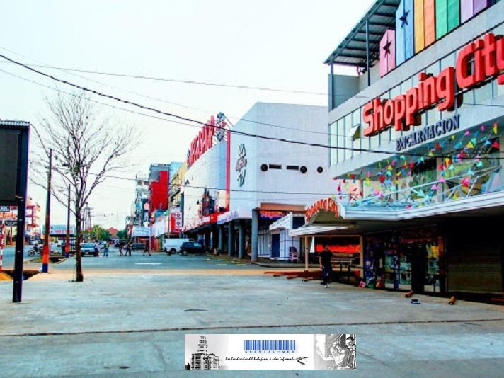 Comerciantes Encarnacenos reclaman subsidios del Estado Paraguayo