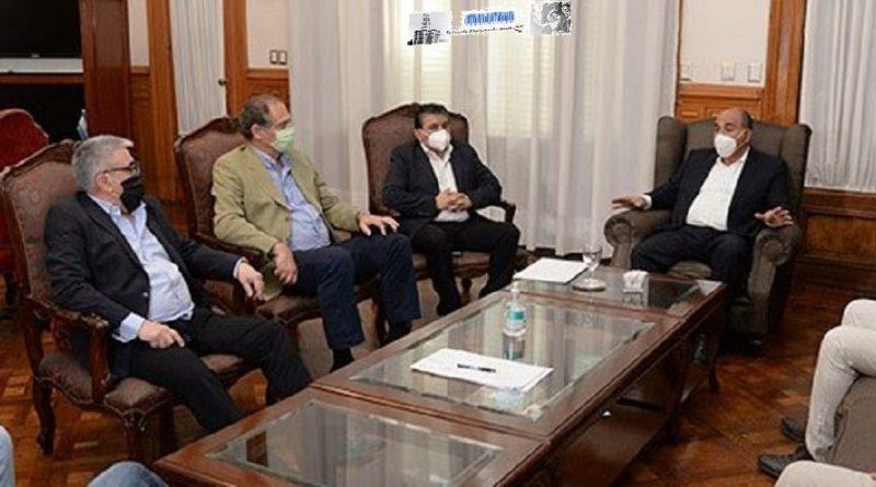 El Gobernador de la Provincia de Tucumán, Juan Manzur, dio su apoyo al Pase Sanitario Rural (PASAR)