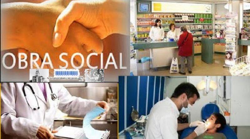 Envío de fondos a cientos de obras sociales