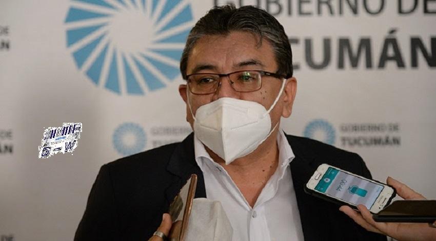 José Voytenco, Director del Registro y Secretario General de la UATRE (Unión Argentina de Trabajadores Rurales y Estibadores)