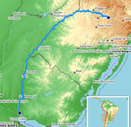 Navegabilidad del Río Uruguay