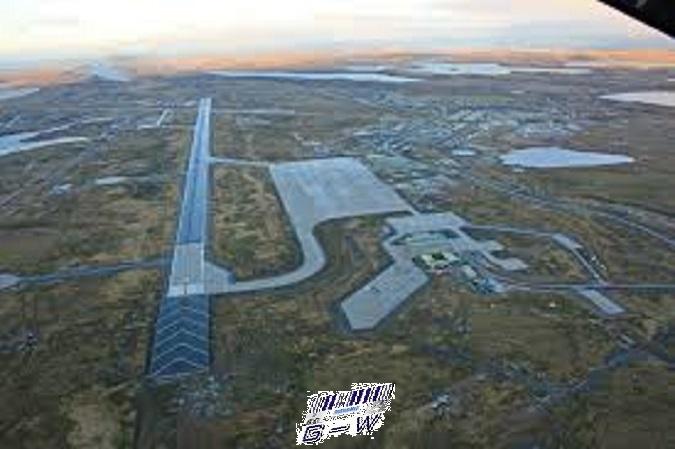 Aeropuerto Internacional de Puerto Argentino- Islas Malvinas Argentina