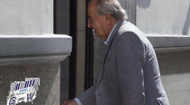 Armando Cavalieri-Secretario General de la Federación Argentina de Empleados de Comercio y Servicios (FAECYS),