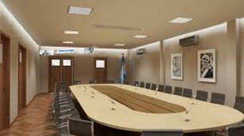 CGT -Mesa de reuniones