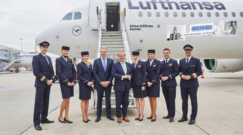Compañía aérea Lufthansa