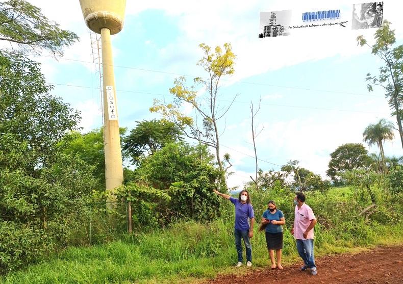 Familias del Lote 8 de Campo Ramón reclaman agua potable para su colonia