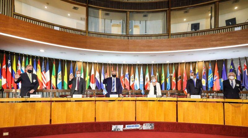 Sede de la Comisión Económica para América Latina y el Caribe (CEPAL)