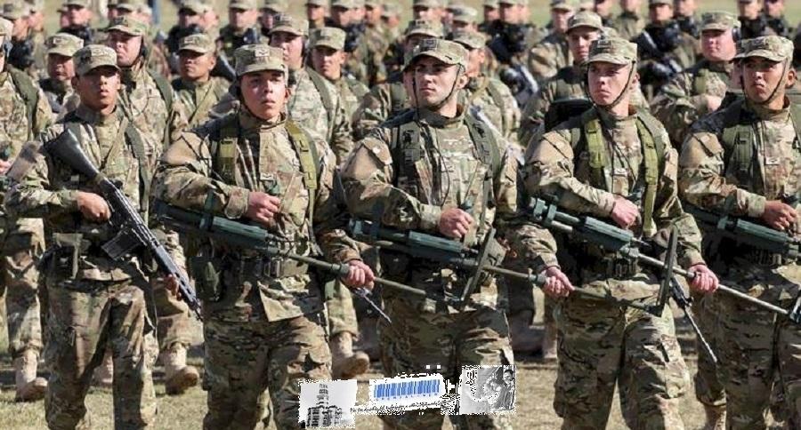 Bono para militares y fuerzas de seguridad