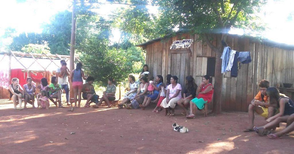 Comunidad de Andresito reclama que la Empresa de Energía realice instalación segura en la aldea