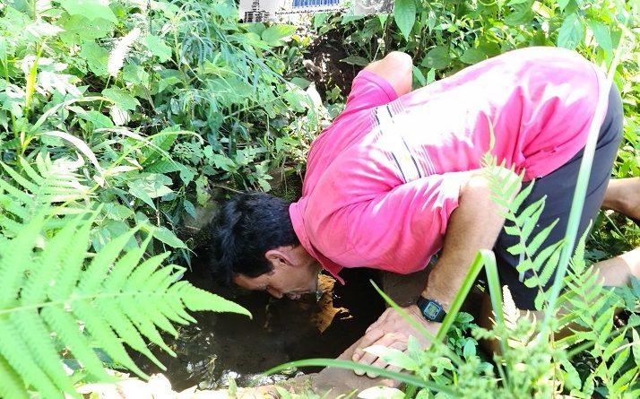 Familias de San Vicente reclaman ayuda para tener acceso al agua