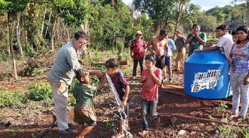 La SAFCI posibilita el acceso al agua para familias de la agricultura familiar