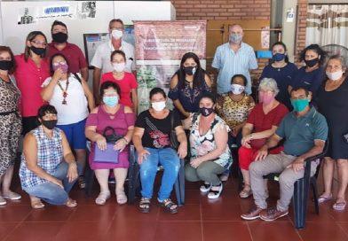 Reunión de autoridades provinciales, productoras y productores del Alto Paraná