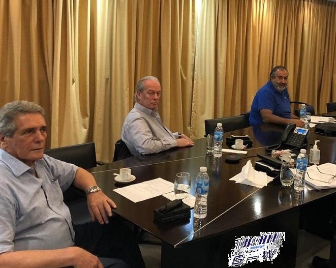 Reunión de la CGT
