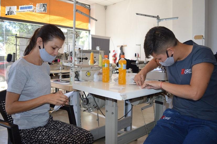 Ciclo de capacitaciones a trabajadoras de cooperativas textiles