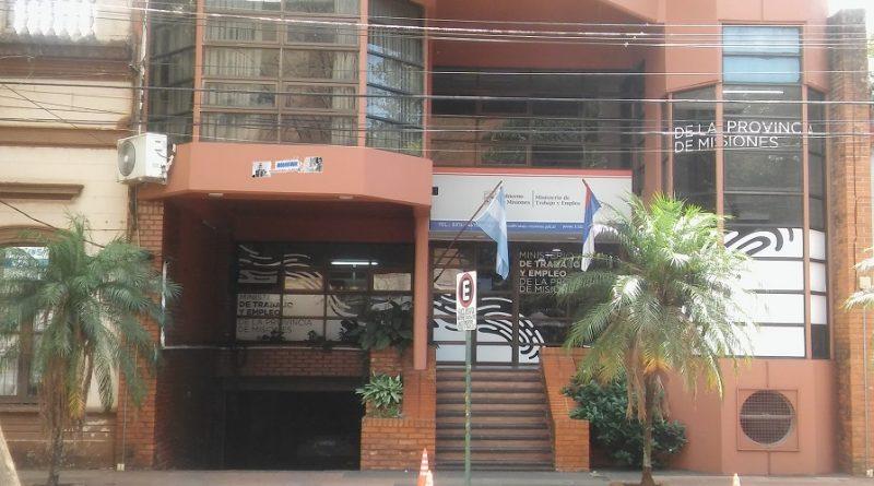 Ministerio de Trabajo y Empleo de la Provincia de Misiones