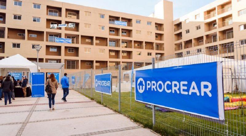 Procrear ll- 1200 unidades habitacionales para los trabajadores