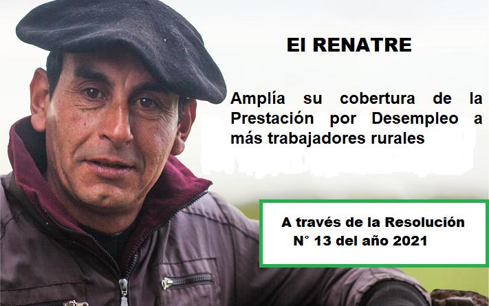 RENATRE (Registro Nacional de Trabajadores Rurales y Empleadores)
