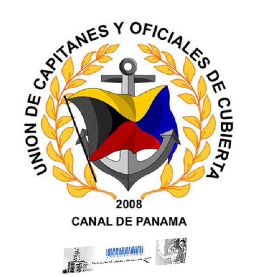 Unión de Capitanes y Oficiales de Cubierta del Canal de Panamá.