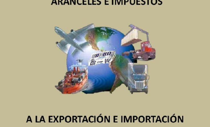 Aranceles e impuestos a la importación y exportación