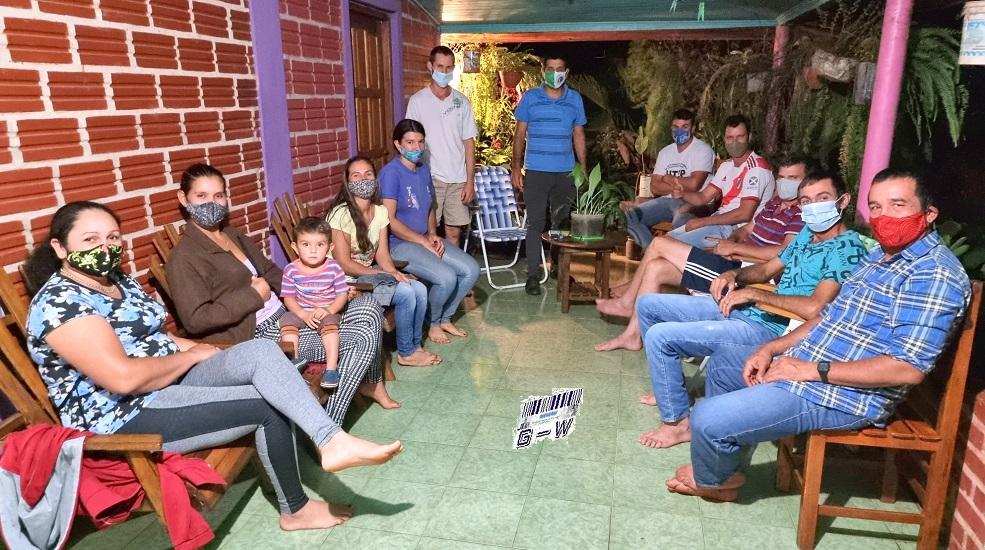 Familias de Picada Los Pinos